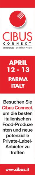 Besuchen Sie Cibus Connect, um die besten italienischen Food-Produzenten und neue potenzielle Private-Label-Anbieter zu treffen