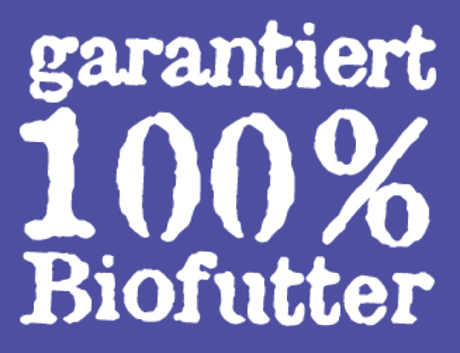 Die echte 100% Garantie