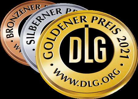 Was bedeutet DLG-prämiert?