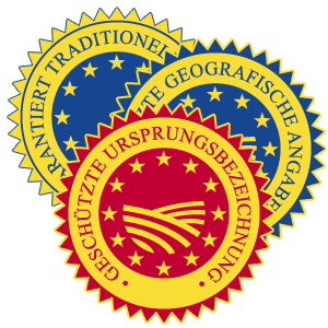 Geographical indications and traditional specialities